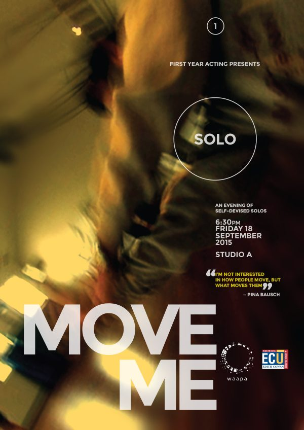 MOVE ME Poster