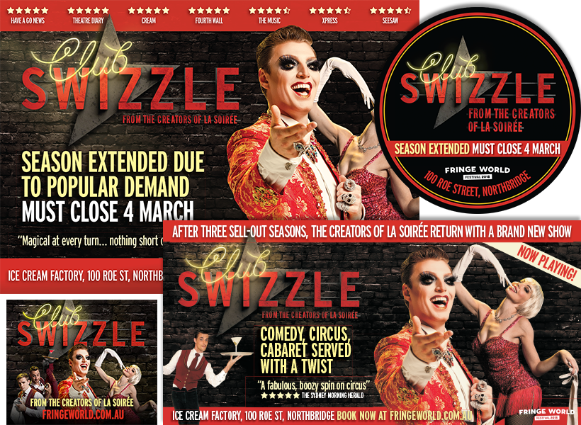 Club Swizzle Perth 2018
