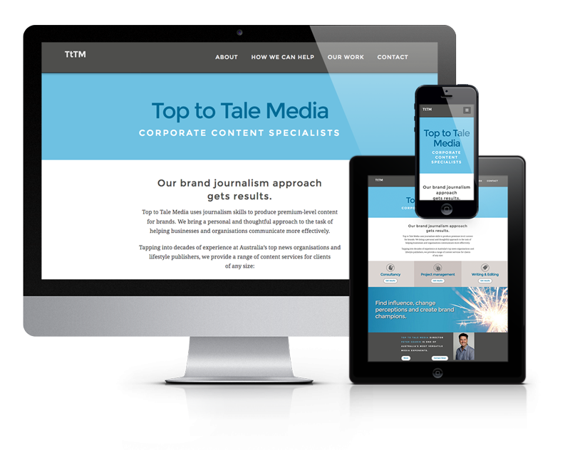 Top to Tale Media