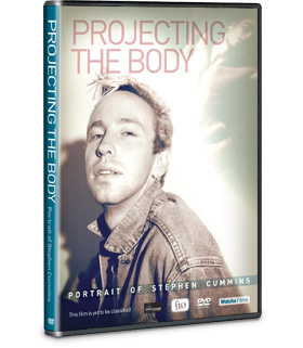 """Projecting The Body"" DVD slick"
