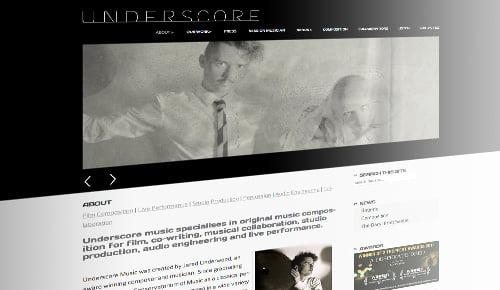 Underscore Music